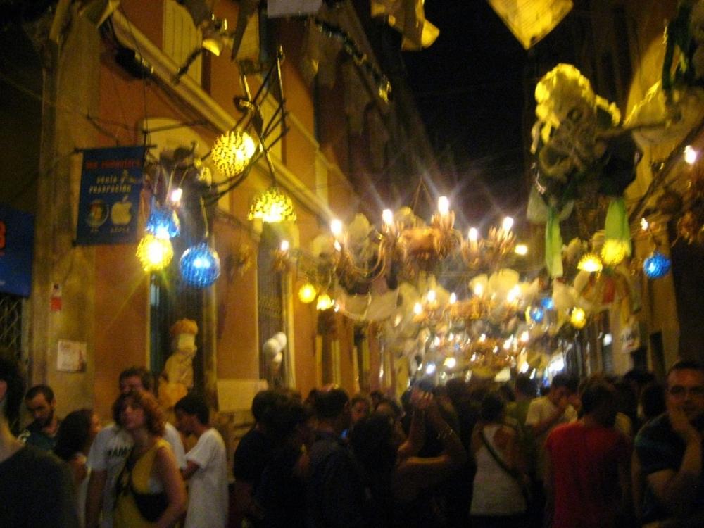 Catalan Festivals: Festa Major de Gràcia