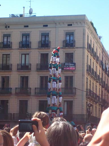 Catalan Festivals: La Mercè