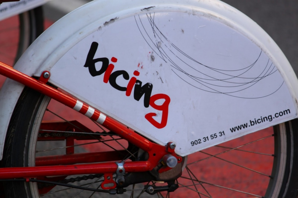 Bicing – the best way to get around Barcelona!