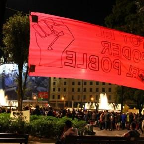 Spain-indignados-12M-15M-Barcelona-protests-2012