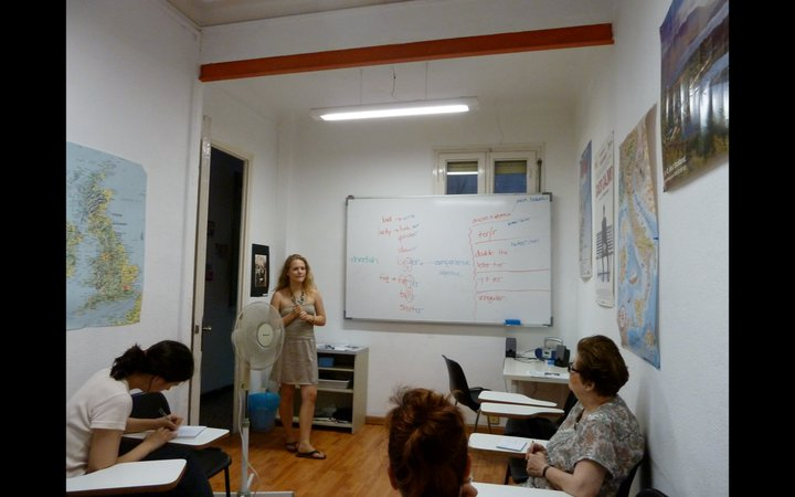 teaching-English-in-Spain