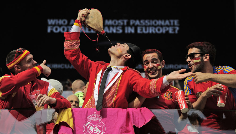 9 Reasons Why Spain Has the Best Euro 2012 Fans