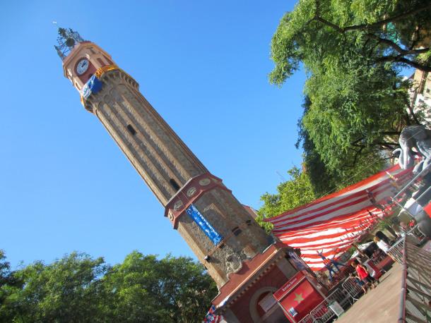 Barcelona-Festa-Major-de-Gracia-2012-Vila-de-Gracia-circus