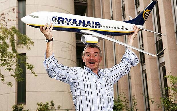Top 5 Reasons To Hate Ryanair