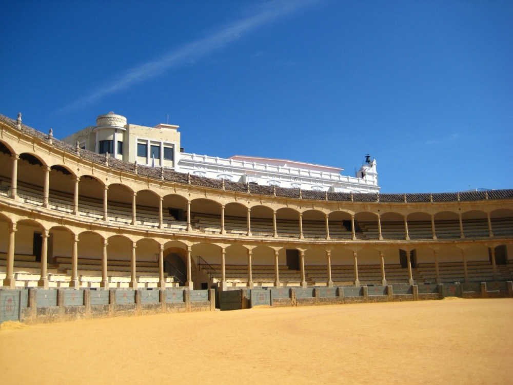 Spain's Oldest Bullfighting Ring