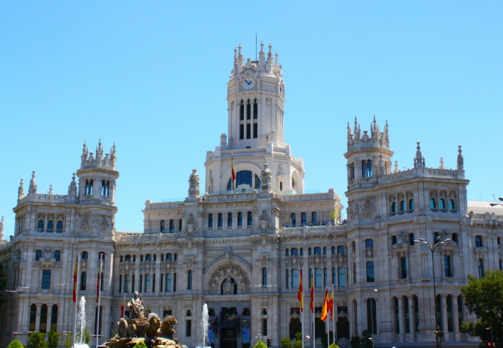 Where in Spain Wednesday – Madrid's Palacio de Comunicaciones