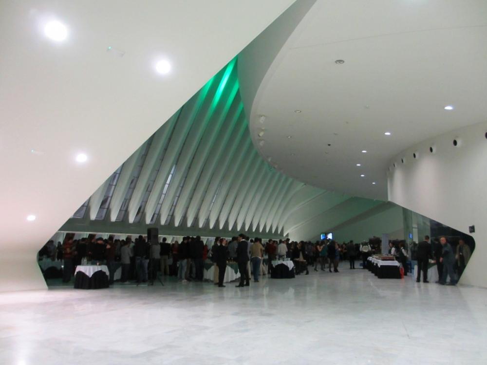 Oviedo-Asturias-Spain-Palacio-de-Congreso