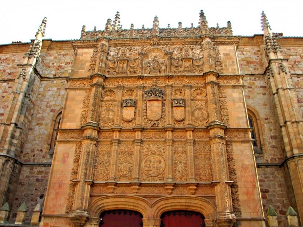 Salamanca-Spain-university