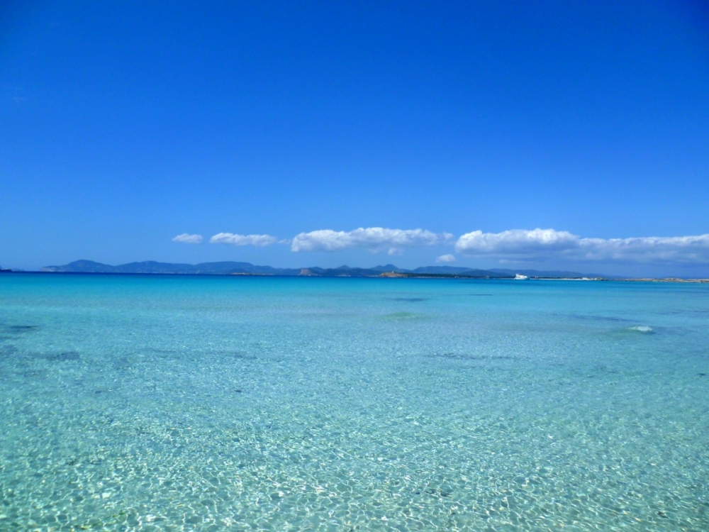 Formentera's Beautiful Turquoise Waters