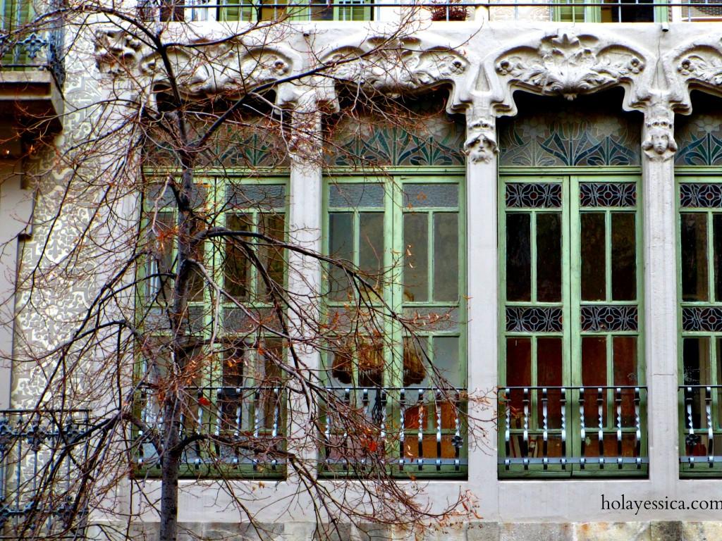 Barcelona-winter-Eixample