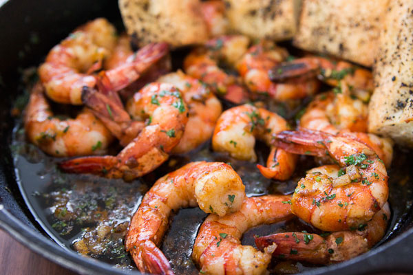 Spanish Gambas al Ajillo Recipe (Guest Post)