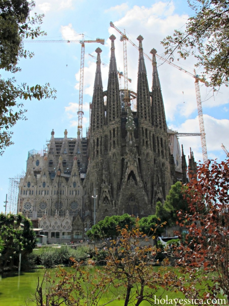 La-Sagrada-Familia-Barcelona-Spain