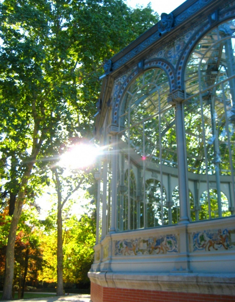 Where in Spain Wednesday – Madrid's Crystal Palace