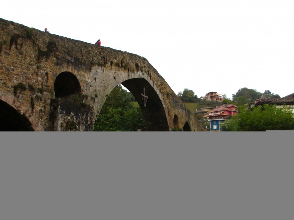 Cangas-de-Onis-Roman-Bridge-Asturias-Spain