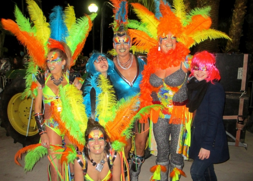 Carnaval in Sitges: Cold, Crazy, and a Whole Lot of Fun