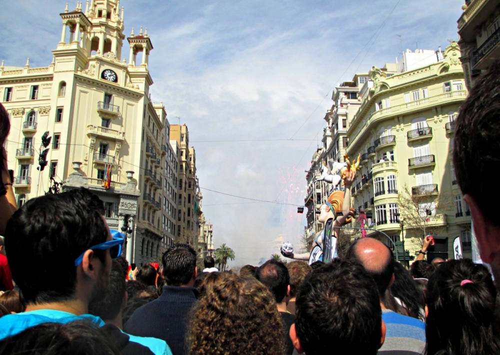 Las Fallas: The Loudest Party I've Ever Been To