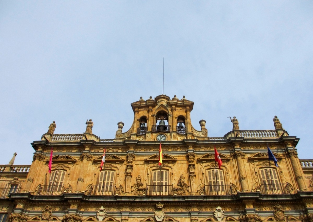 Where in Spain Wednesday – Salamanca's Plaza Mayor