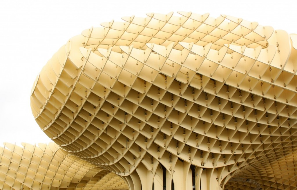 sevilla-las-setas-mushroom-sculpture