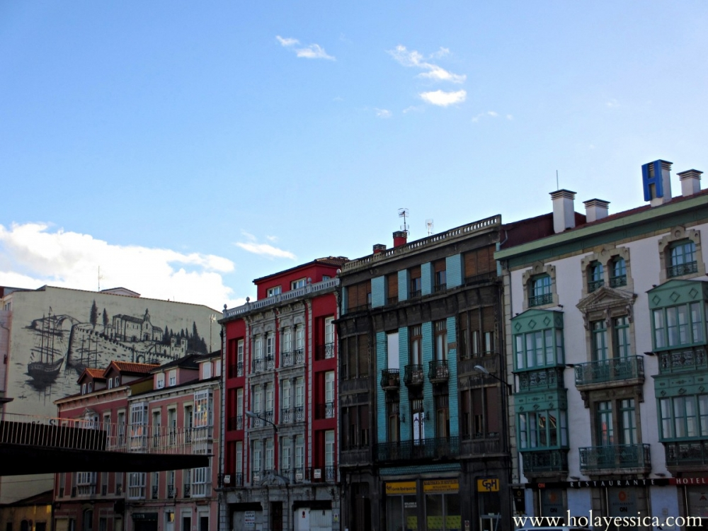 Where in Spain Wednesday – Avilés, Asturias