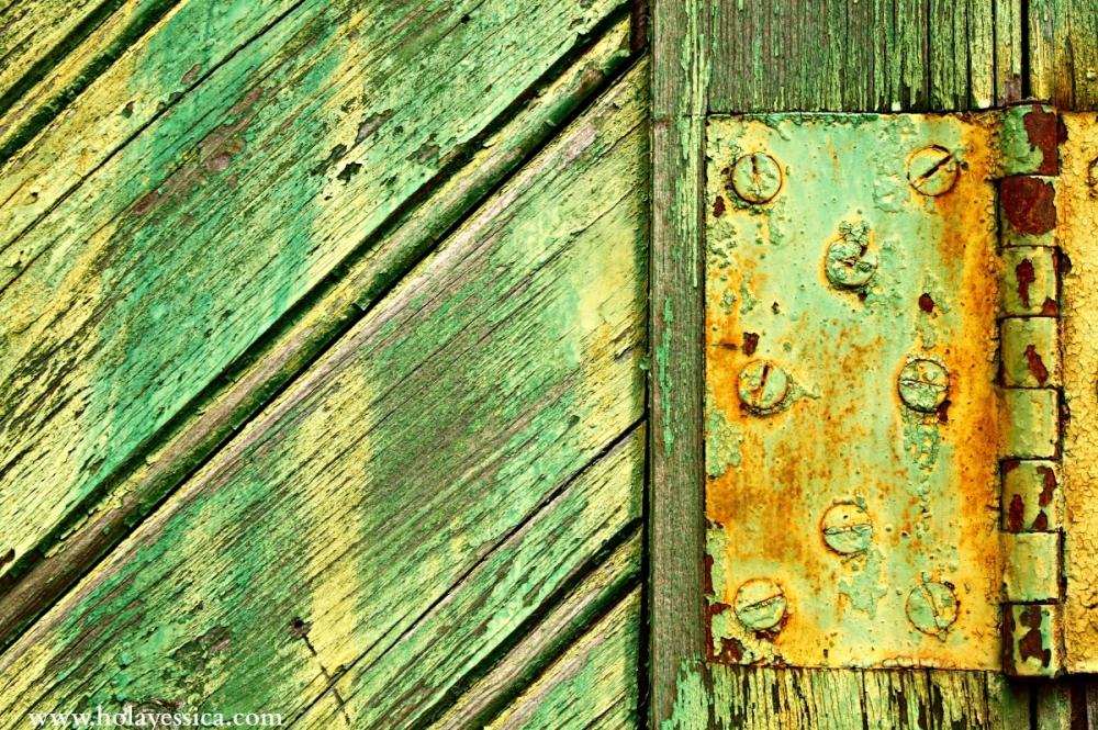 My Favorite Door in Barcelona