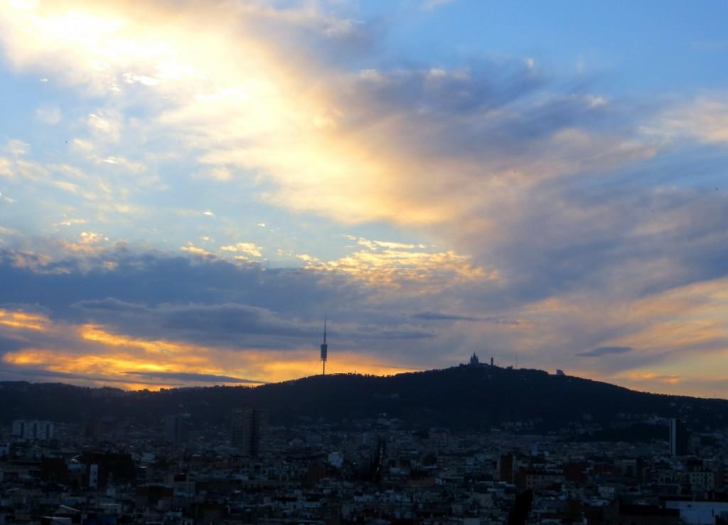 barcelona-sunset-tibidabo