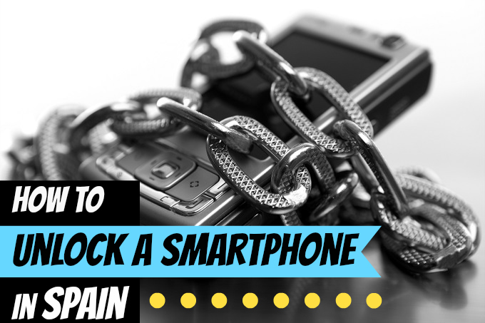 How to Unlock a Smartphone in Spain