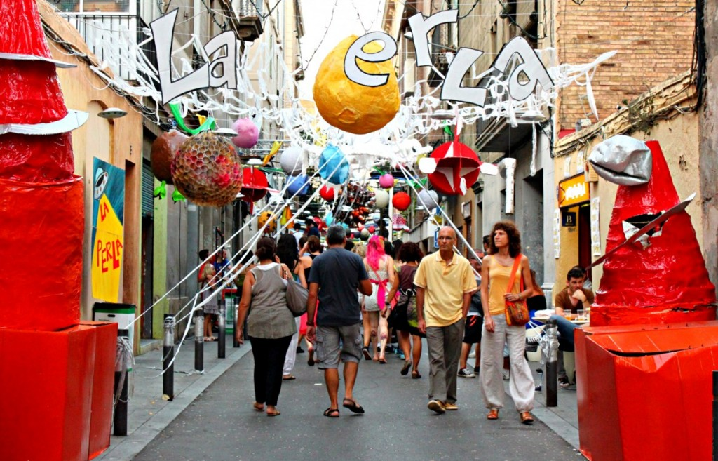 festa-major-de-gracia-barcelona-2013-carrer-perla