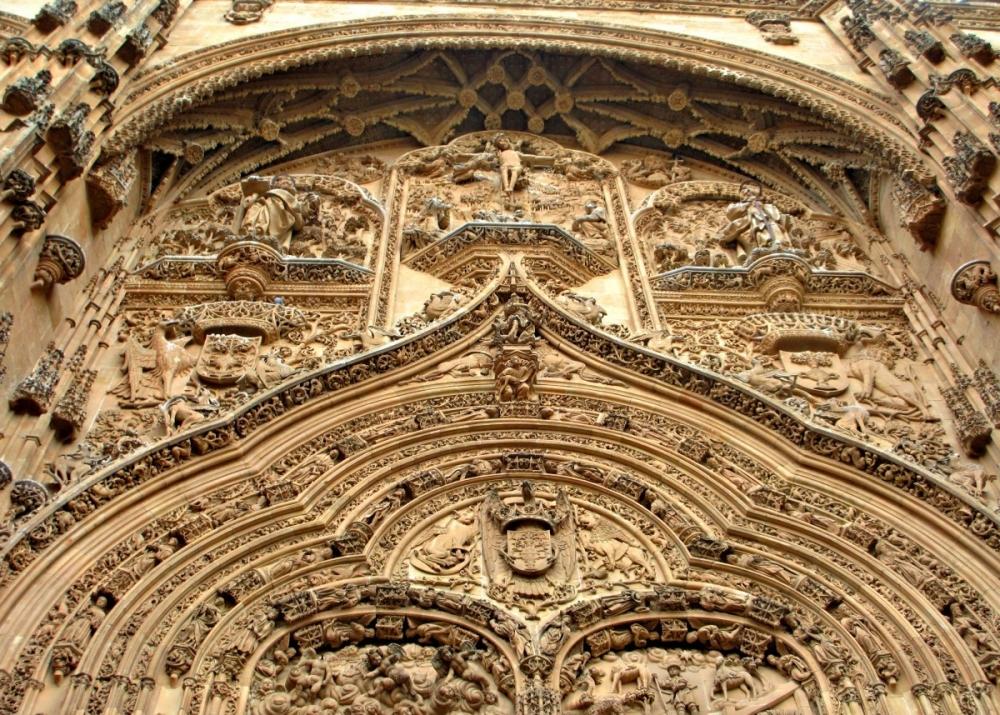 WISW: Salamanca's Cathedral Doors