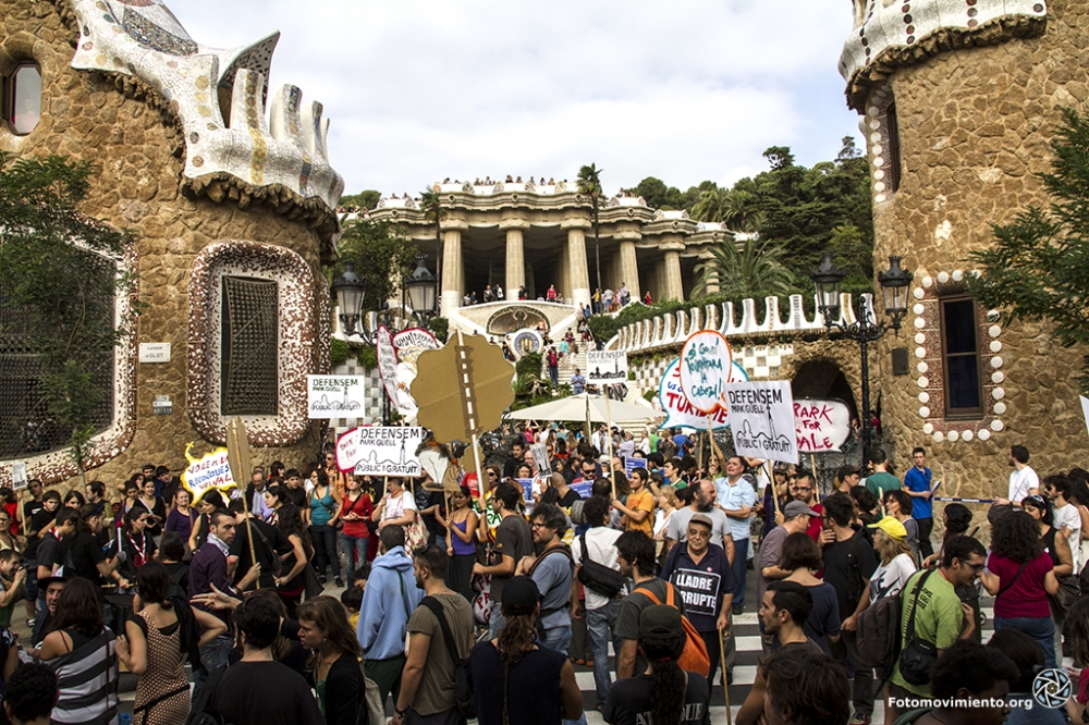 Bad News, Gaudí Fans: Parc Güell is No Longer Free