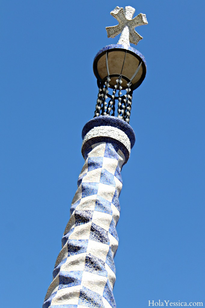 gaudi-barcelona-parc-guell-tower
