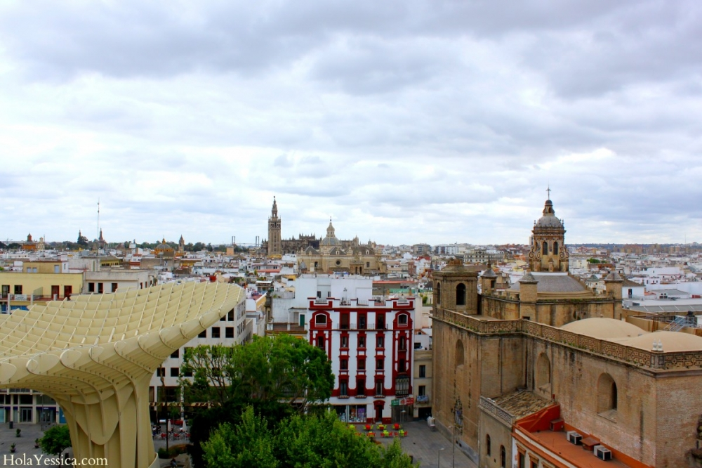WISW: My Favorite View of Sevilla