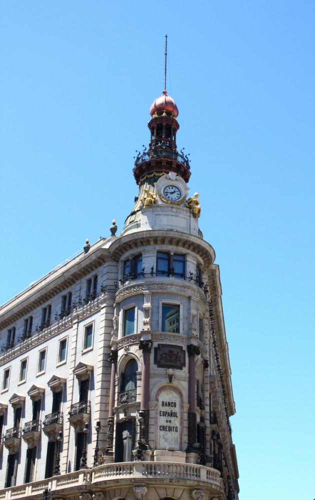WISW: Madrid's Beautiful Credit Bank