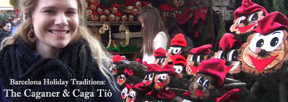 Barcelona Holiday Traditions – the Caganer and the Caga Tió
