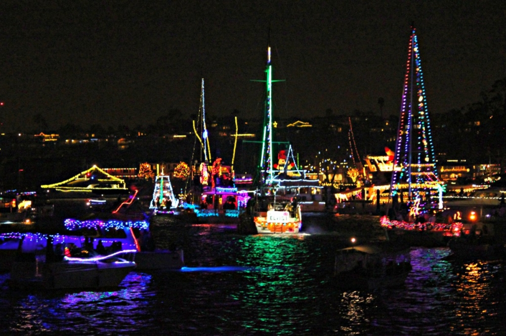 Balboa Christmas Lights