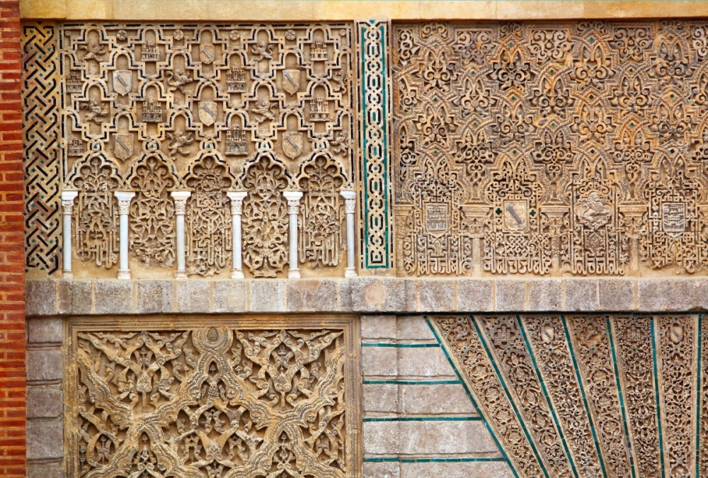 The Alcázar in Sevilla and its Beautiful Details