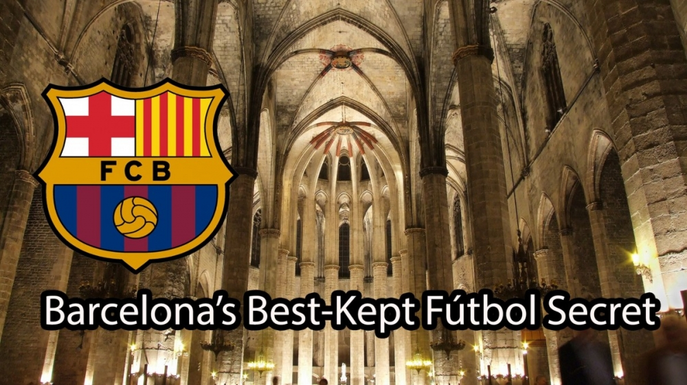 Why Football Really is a Religious Experience in Barcelona