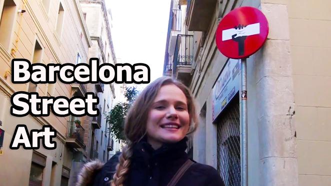 The Best Street Art in Barcelona