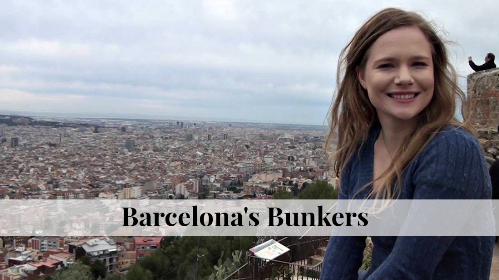 Barcelona's Bunkers: Combining History and Great Views