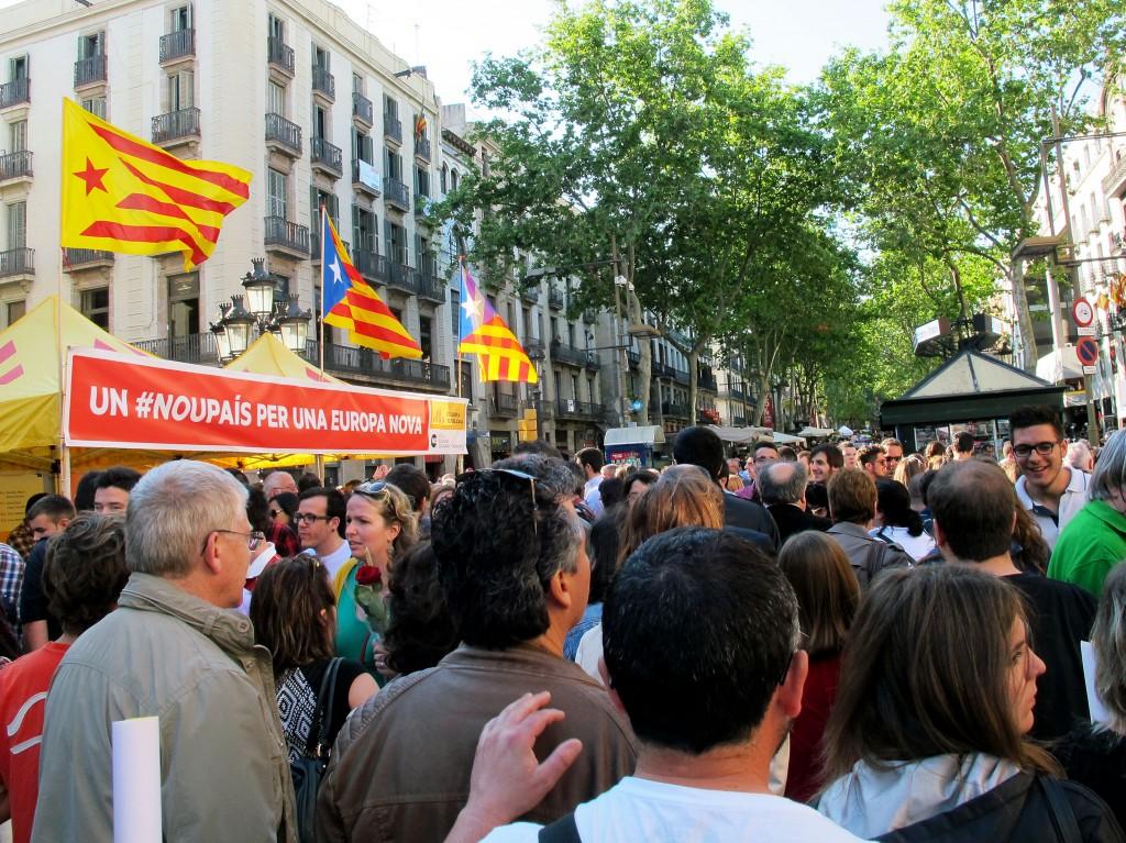 diada-de-sant-jordi-barcelona-2014