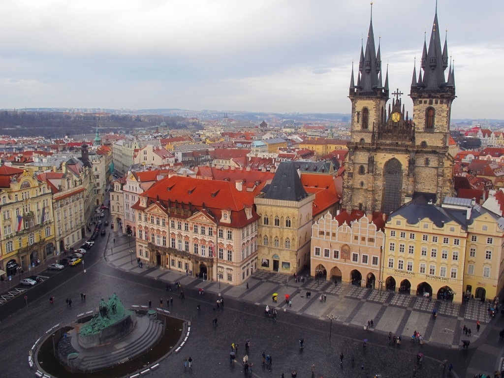 prague-view-from-old-town-hall-tower