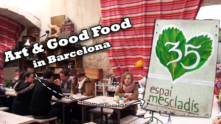 My New Favorite Hidden Café in Barcelona (Plus 3 BIG Announcements!)