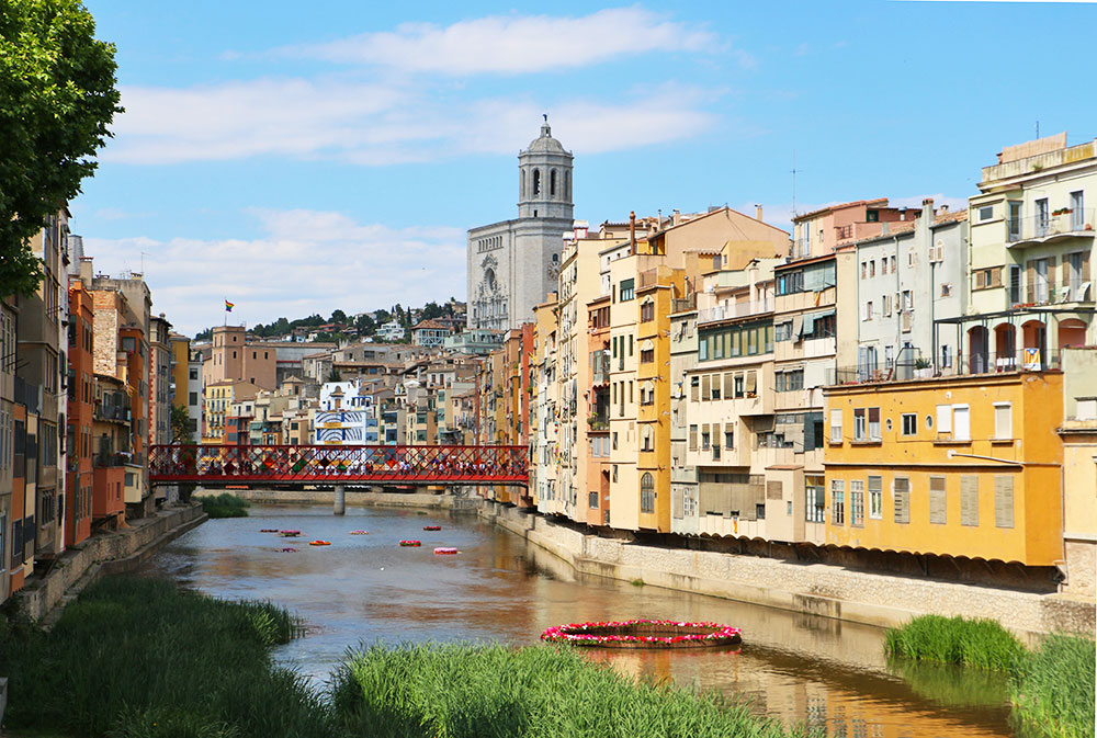 The Prettiest Way to Welcome Spring: Girona's Temps de Flors
