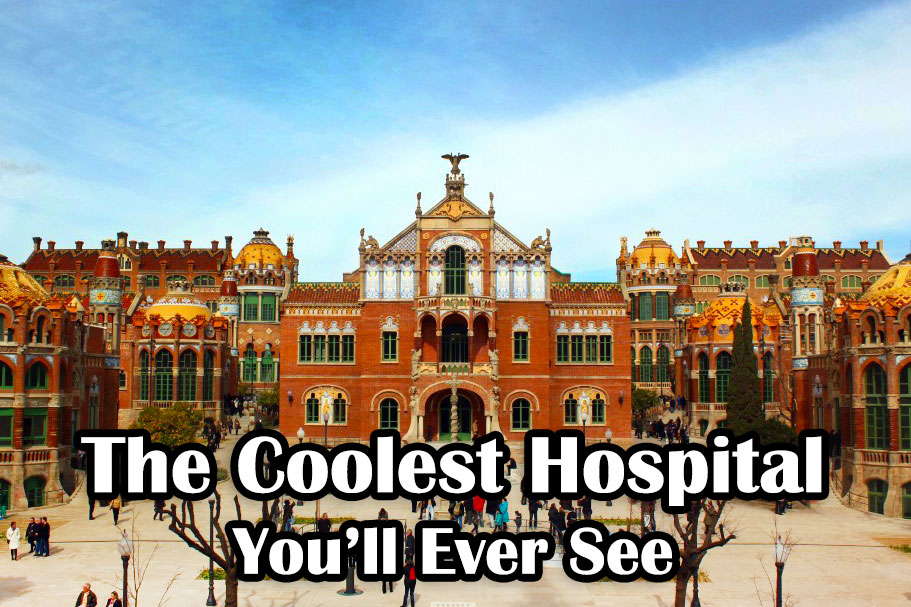 The Coolest Hospital You'll Ever See