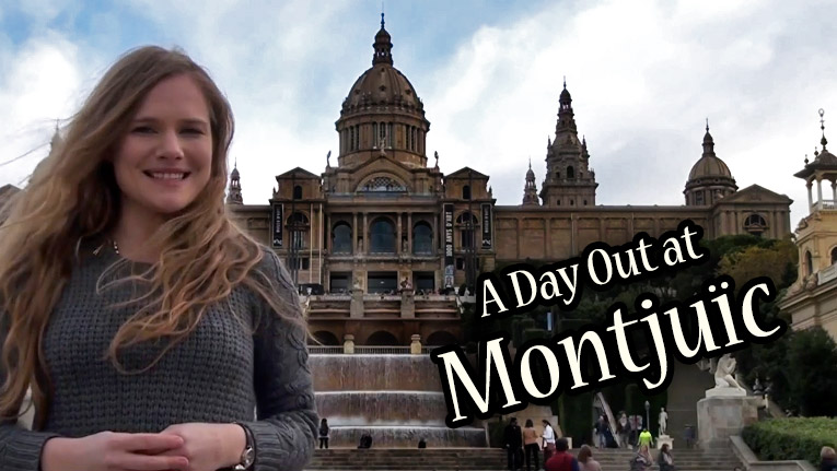 Enjoying Barcelona's MNAC Museum and Palace
