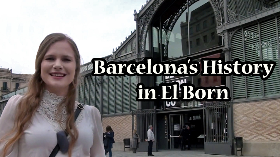 El Born Centre Cultural in Barcelona