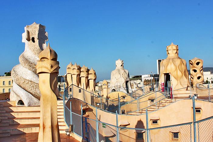 la-pedrera-roof-barcelona