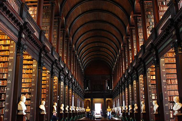 A Literary Adventure Through Dublin