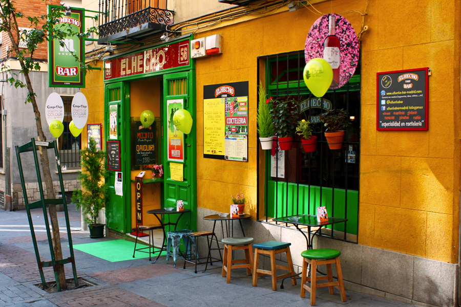 madrid-literary-quarter-el-hecho-bar