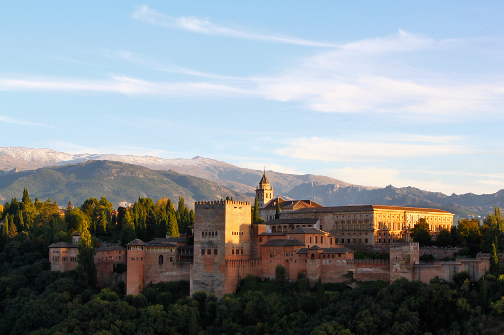 granada-spain-alhambra-mountains