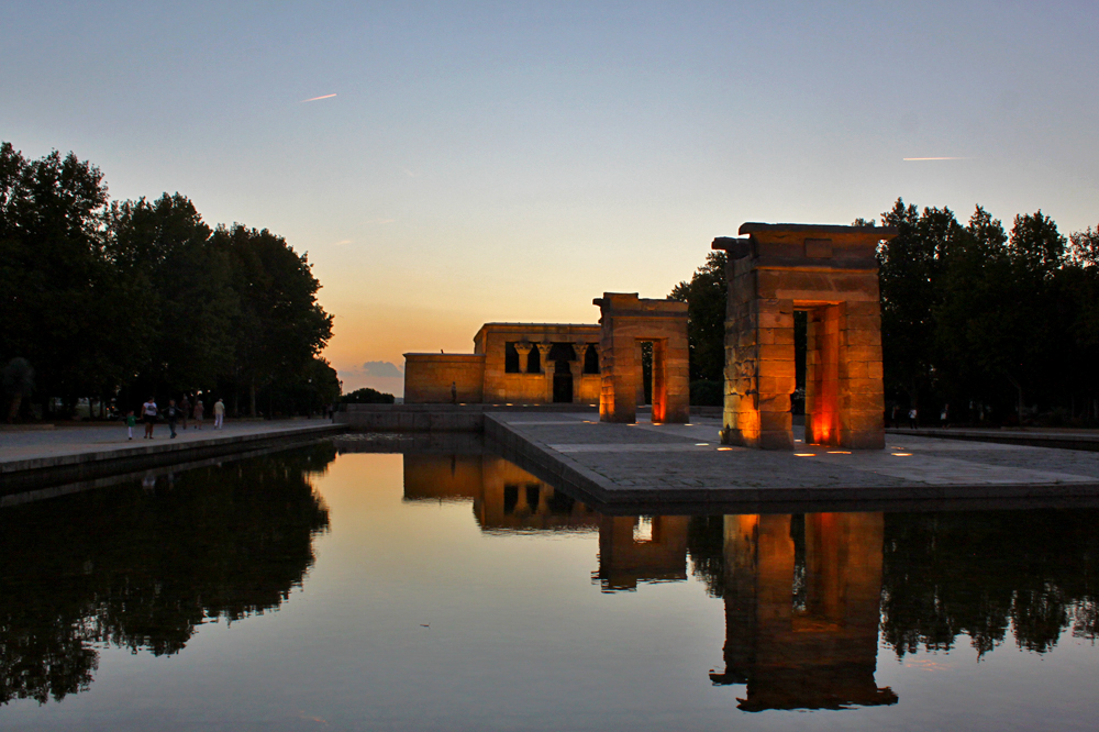 madrid-templo-de-debod-egyptian-temple